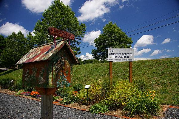 Penn State Select Trial Garden